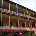 A image of NSW parliament house